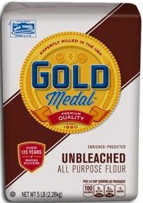gold medal unbleached 5 pound