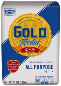 gold medal all purpose 5 pound