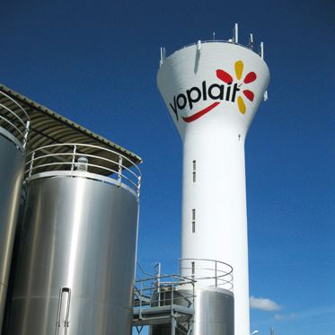 Usine Yoplait
