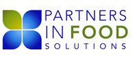 partners in food solutions logo